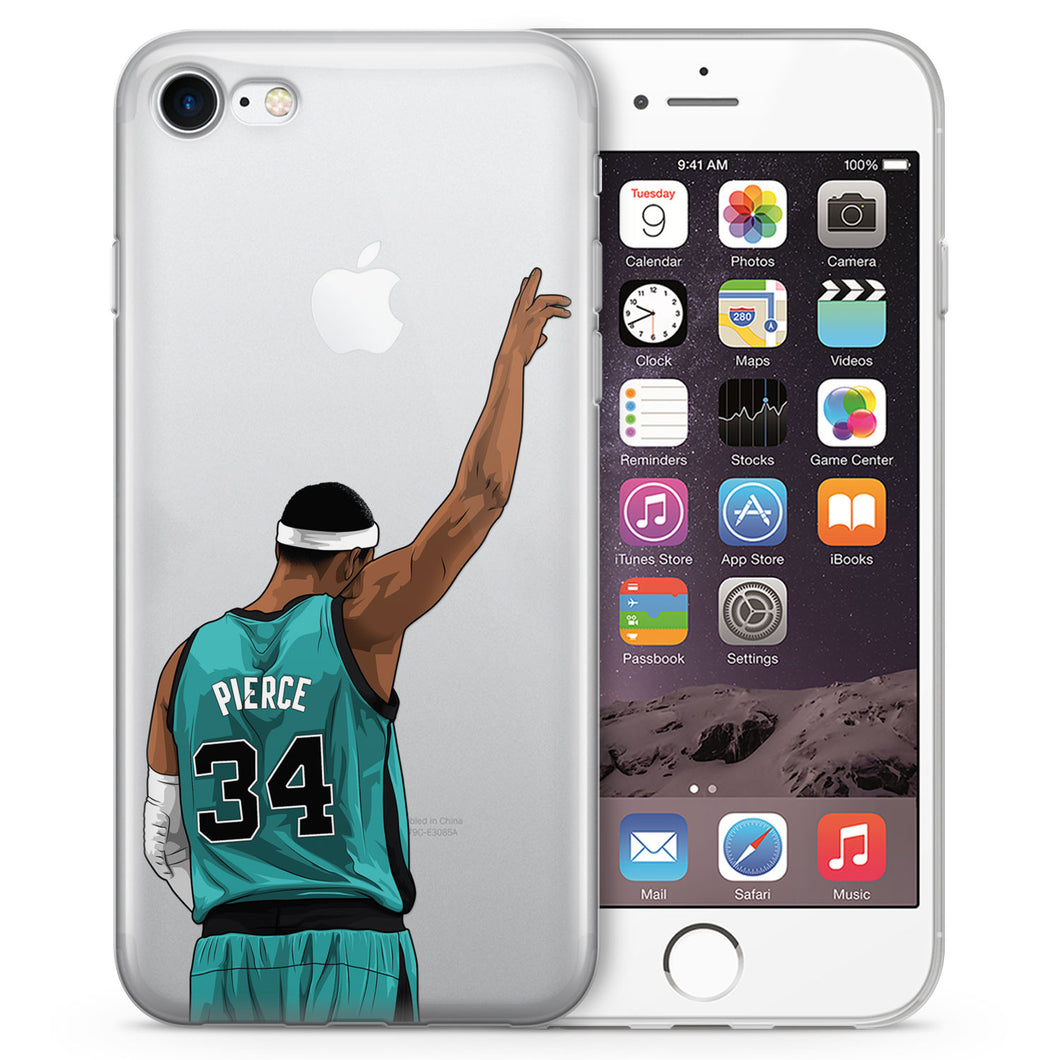 Truth Basketball iPhone Case