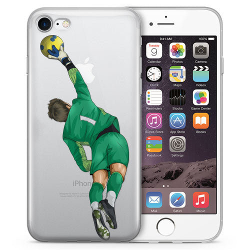 Van Dar Gea Soccer iPhone Case