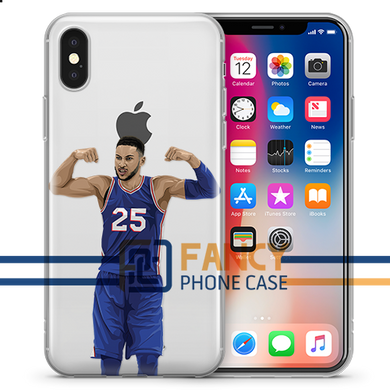 Young King Basketball iPhone Case