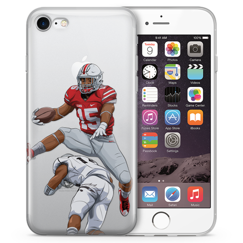 Zeke OH iPhone Case