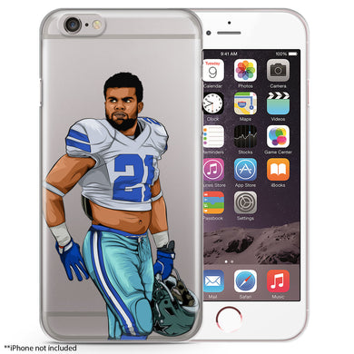 Zeke Football iPhone Case