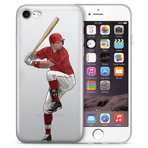 Zimmernator Baseball iPhone Case