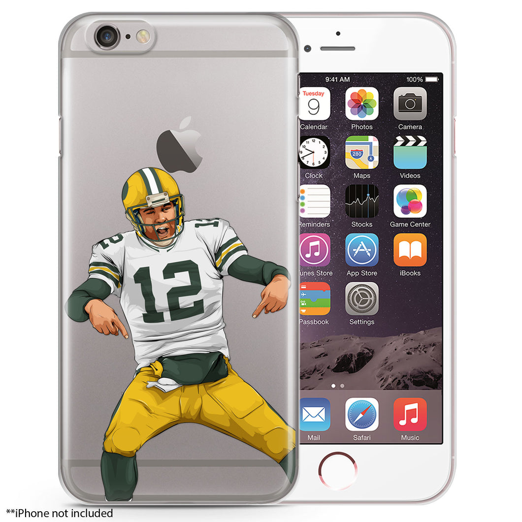 A-Rod Football iPhone Case