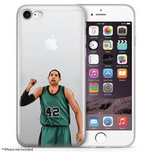 AL Basketball iPhone Case