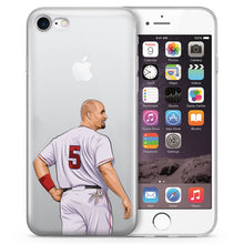 Big Al Baseball iPhone Case