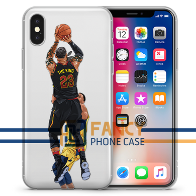 Buzzer-Beater Basketball iPhone Case