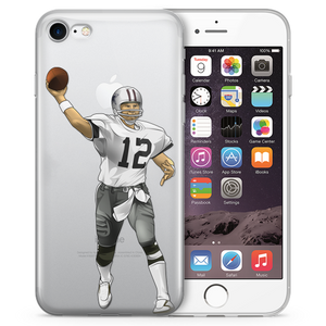 Captain comeback Football iPhone Cases