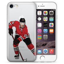 Captain Serious Hockey iPhone Case