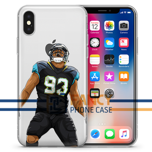 CC Football iPhone Case