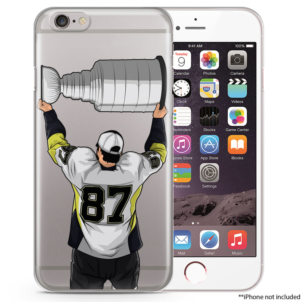 2016 Champs Hockey iPhone  Case