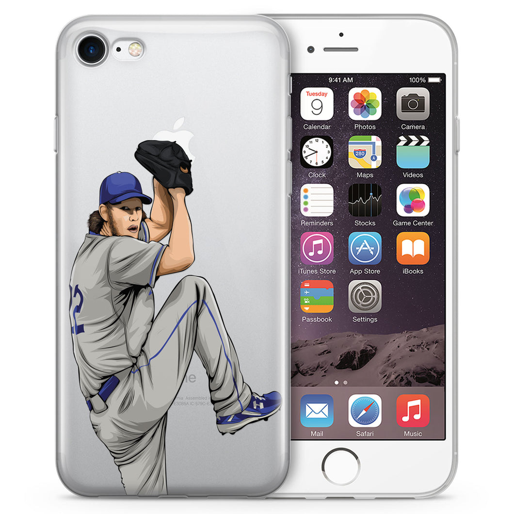 Claw Baseball iPhone Case