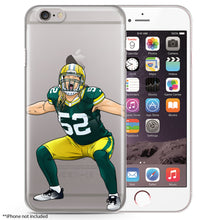Clay Football iPhone Case