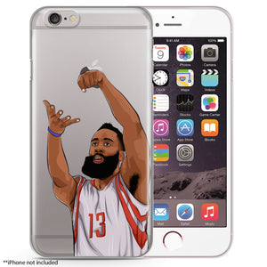 Cooking Basketball iPhone Case