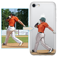 Custom Baseball iPhone Case