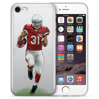 D-John Football iPhone Cases