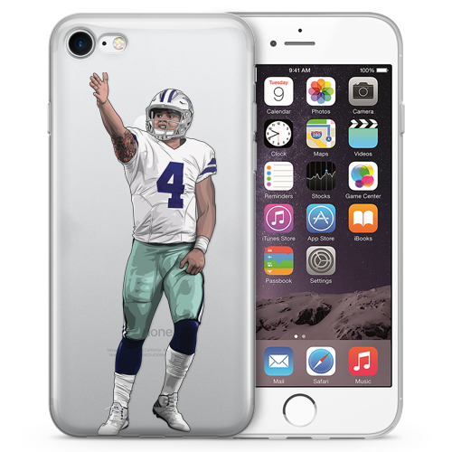 Dak Direct iPhone Case