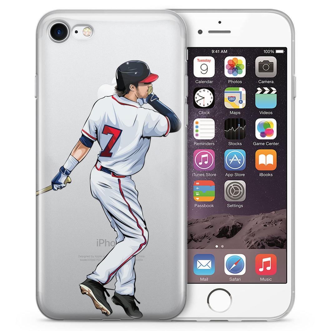 Dans Baseball iPhone Case