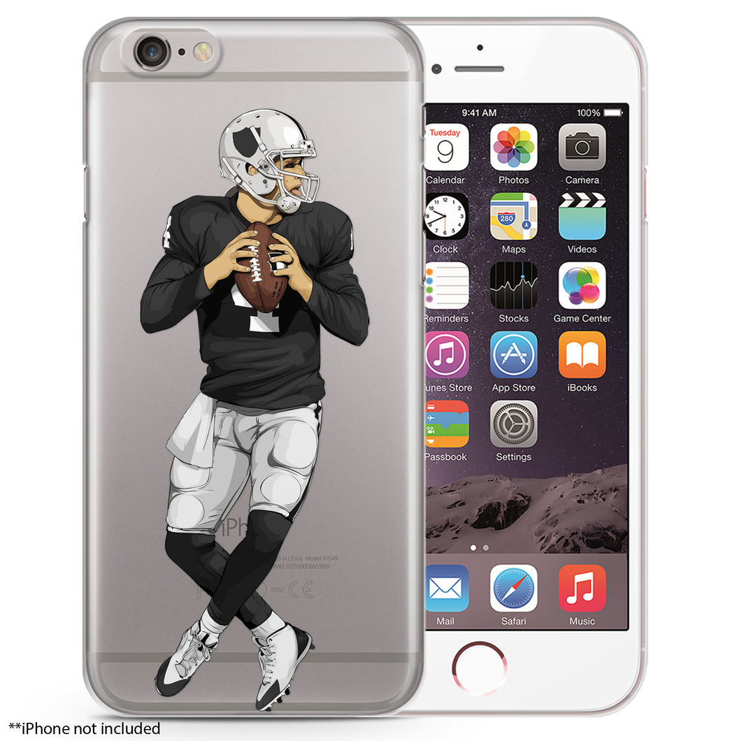 David Football iPhone Case