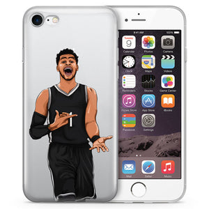 DLo Nets Basketball iPhone Case