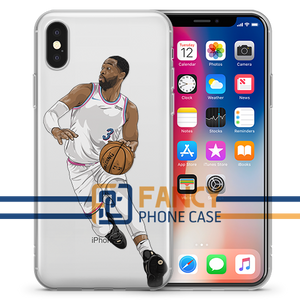 DWade Basketball iPhone Case