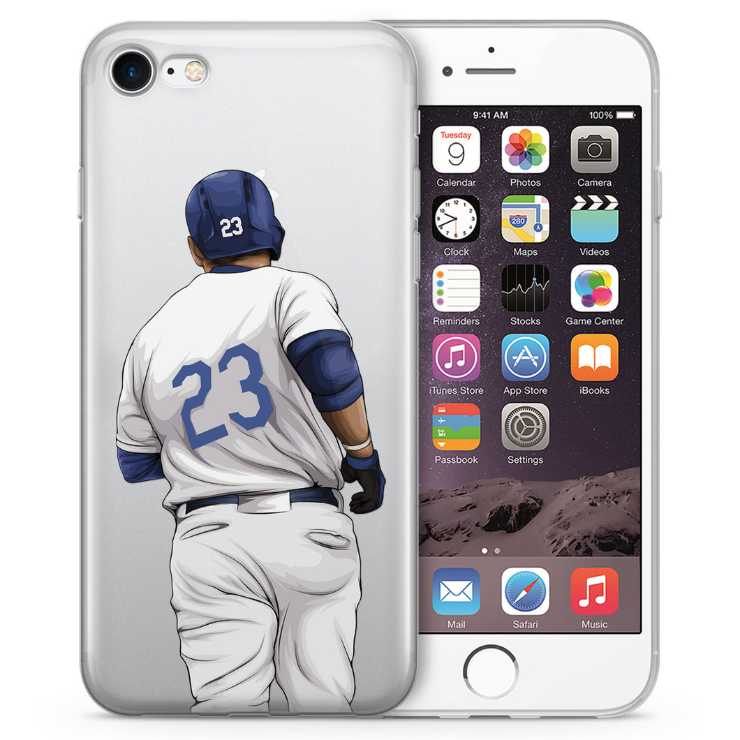 El Titan Baseball iPhone Case