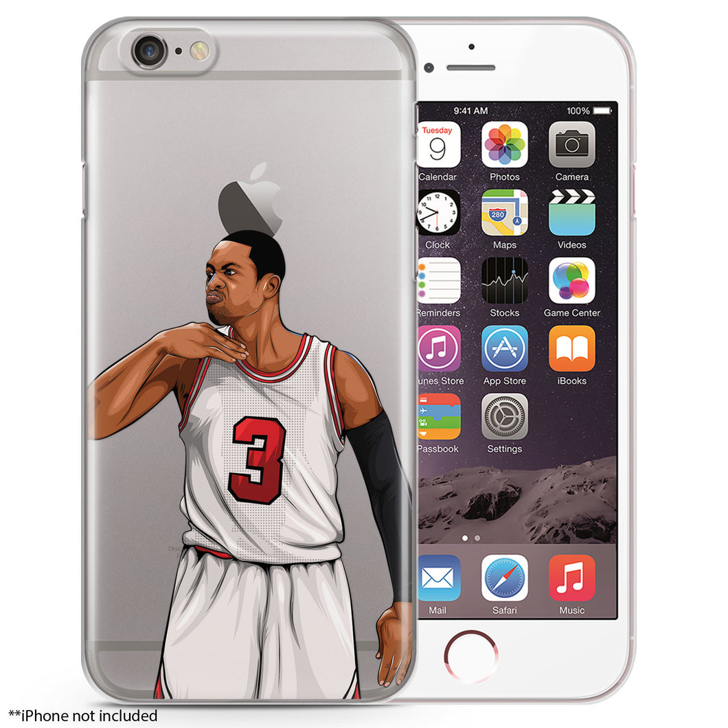 Flash Basketball iPhone Case