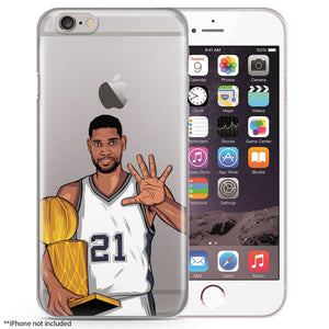 """Mr. Fundamentals"" iPhone Case"
