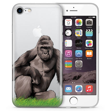Harambe iPhone Case