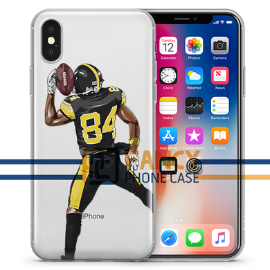 Helmet Catch Football iPhone Case