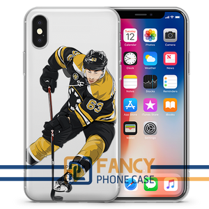 Honey badger Hockey iPhone Case