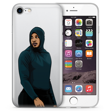 Hoodie Assassin Basketball iPhone Case