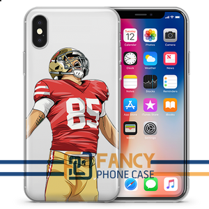 Hychi Football iPhone Case