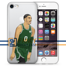 J Basketball iPhone Case