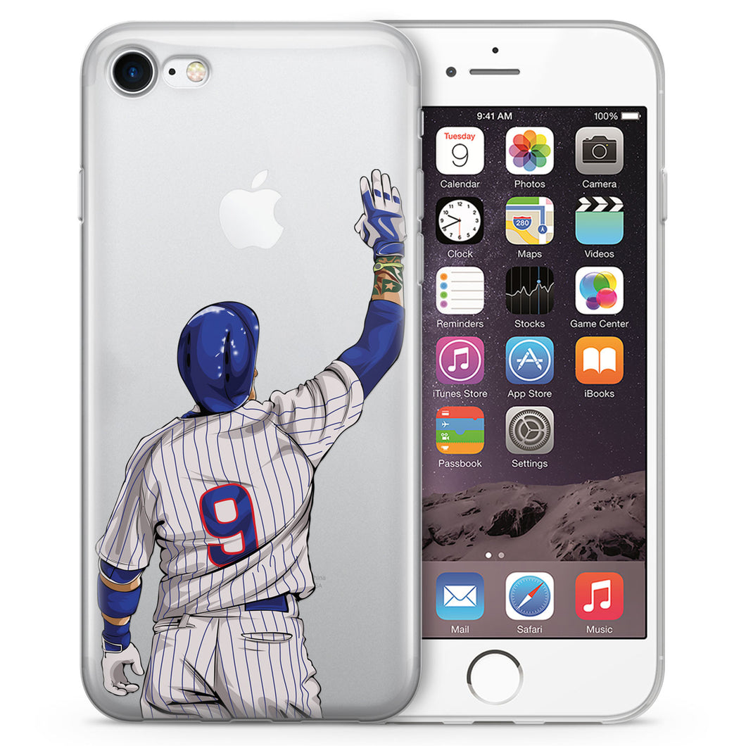 Javy Baseball iPhone Case