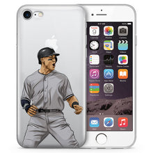Judge 2 Baseball iPhone Case