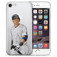Judge Baseball iPhone Case