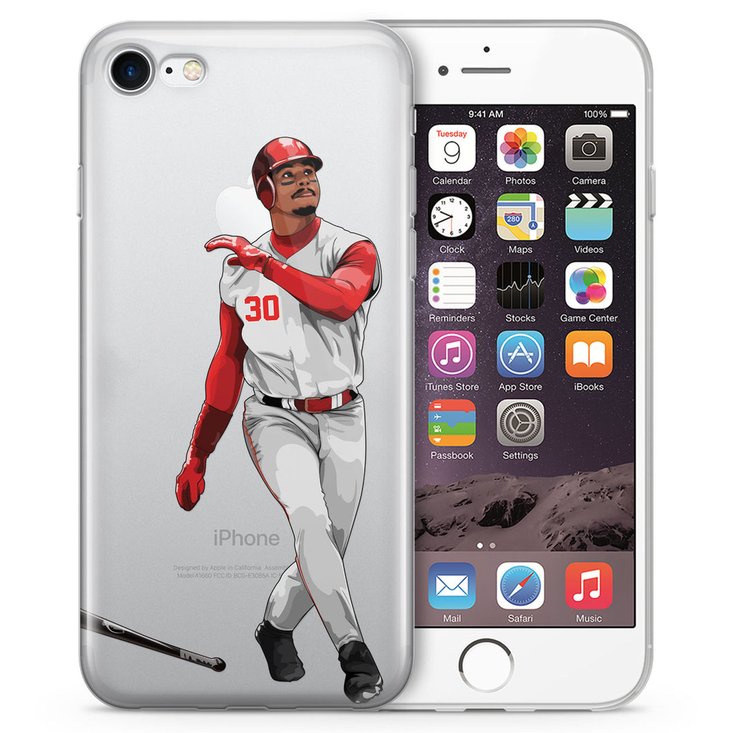 Ken Baseball iPhone Case
