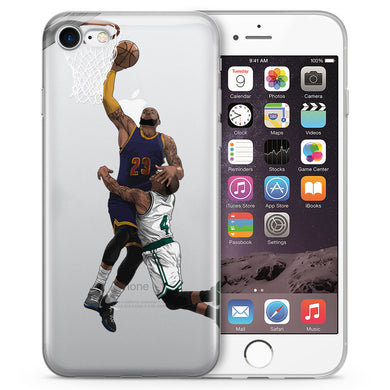King 2 Basketball iPhone Case