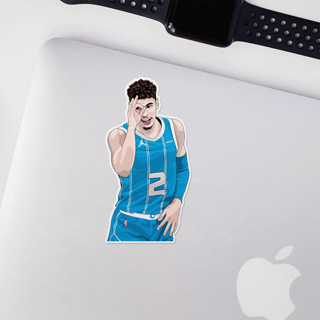 Melo Sticker