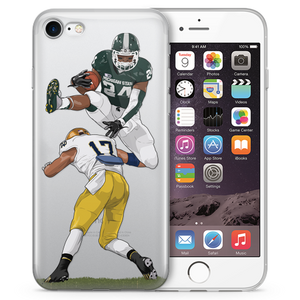 Le Van Football iPhone Case