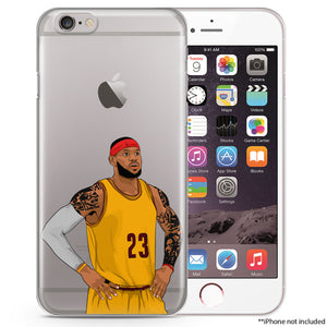 """The King"" iPhone Case"