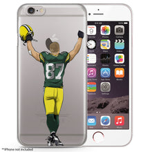 Lightning Football iPhone Case