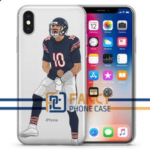 Mitch Football iPhone Case