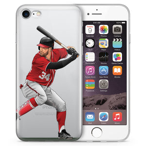 Mondo Baseball iPhone Case