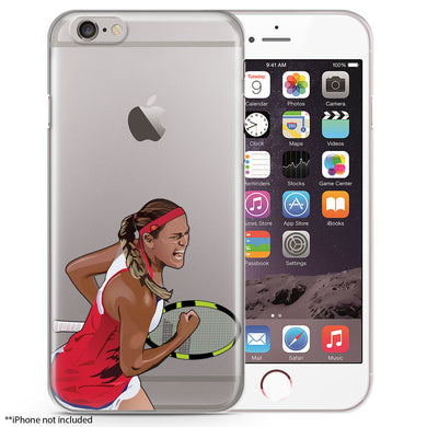 Puig Tennis iPhone Case