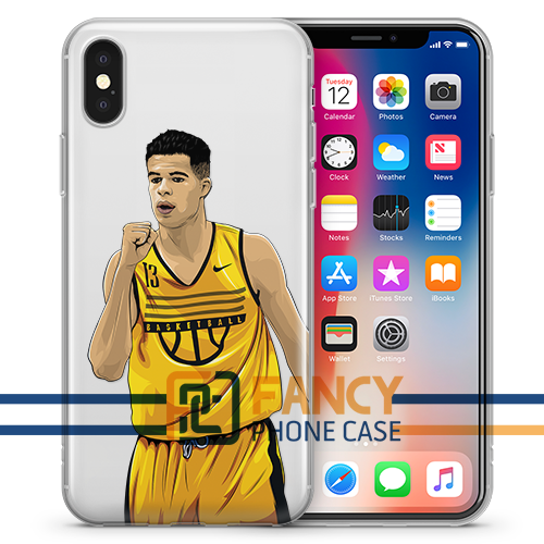 MPJr Basketball iPhone Case