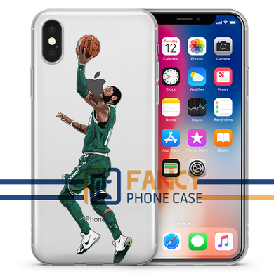 Mr. Overtime Basketball iPhone Case
