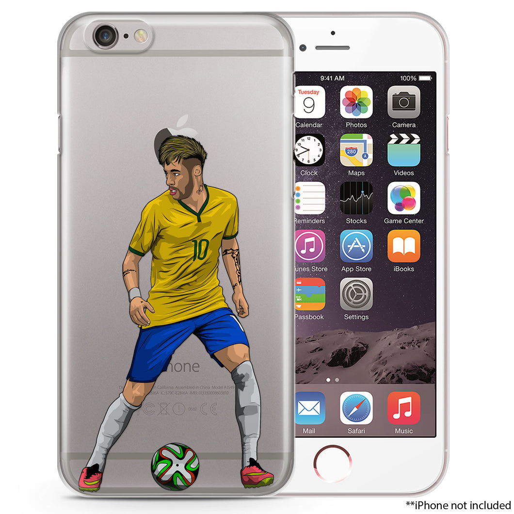 JR 2.0 Soccer iPhone Case