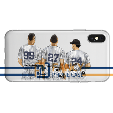 Nightmare Baseball iPhone Case