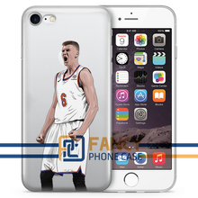 Porzingod Basketball iPhone Case